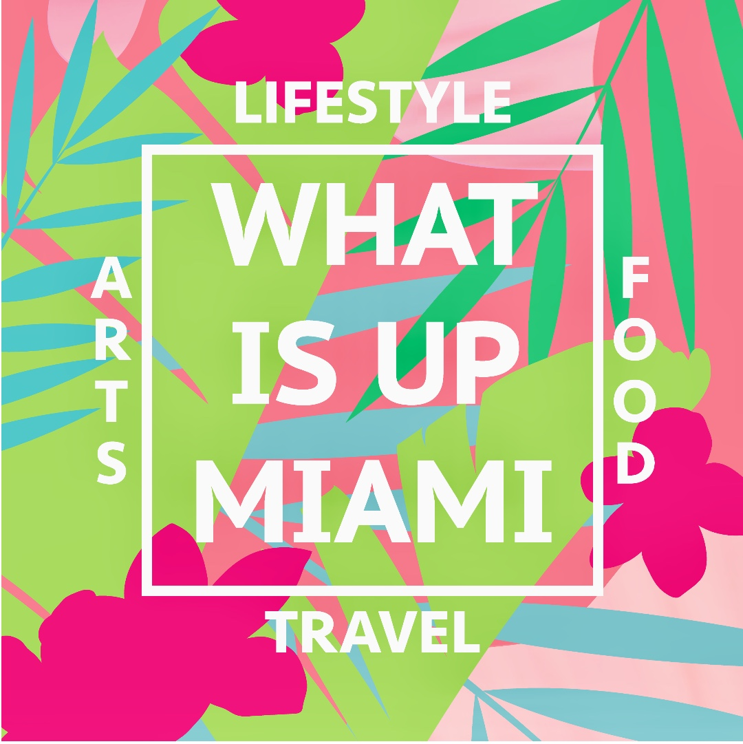 What is Up Miami by Jamie Knee